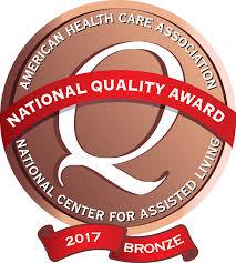 AHCA Bronze Award